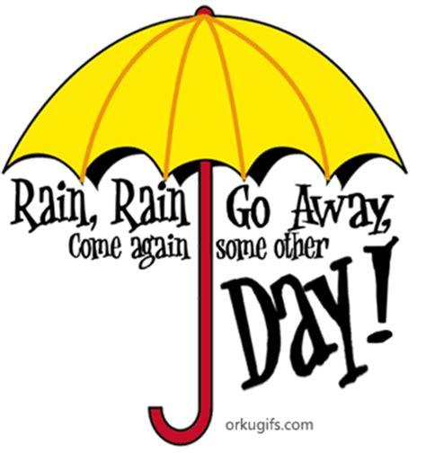 If rain will not come essay